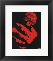 Framed Microphone