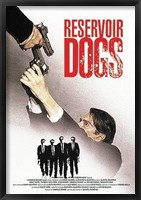 Framed Reservoir Dogs - Movie Score