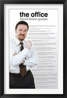 Framed Office - Quotes