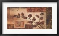 Framed Autumn Oak II