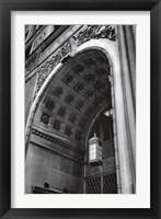 Framed Doorway Arch