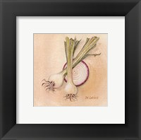 Framed Onions