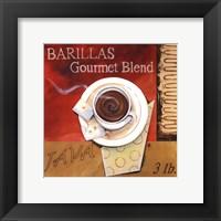 Framed Gourmet Blend