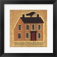 Framed Bless This House
