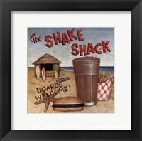 Framed Shake Shack