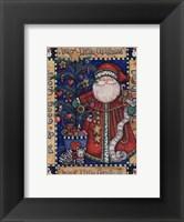 Busy Little Christmas Framed Print