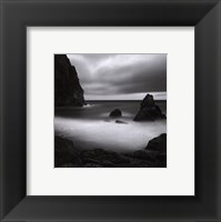Clear To The Horizon Framed Print