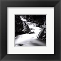 Running River Framed Print