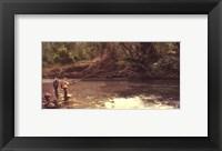 Framed Upstream