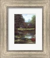 Framed Across The Pond