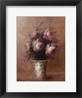 Framed Juliet's Bouquet II