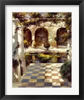 Framed Courtyard Villa I