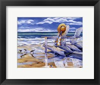 Framed Seaside II