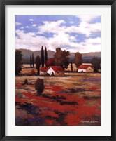 Framed El Pastoral II
