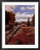 Framed El Pastoral I