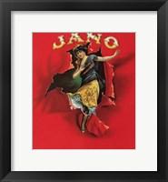Framed Jano