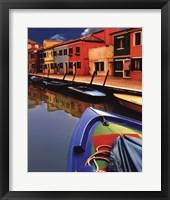Burano II Framed Print