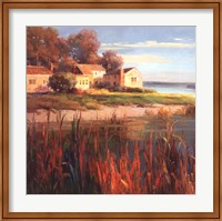 Framed Harbor Home I