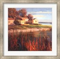 Framed Harbor Home I
