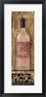 Framed Chardonnay