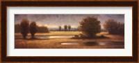 Framed Evening Glow II
