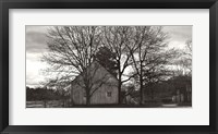 Framed Single Country House