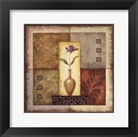 Simple Flower II Framed Print