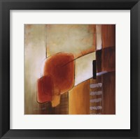 Afternoon In The City VII Framed Print