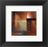 Summer Soiree IV Framed Print