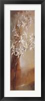 Misty Orchids I Framed Print