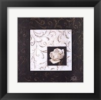Framed Ornaments And Rose II