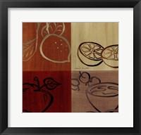 Smorgasbord II Framed Print