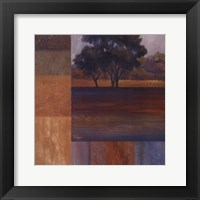 Framed Rhythms Of Landscape I