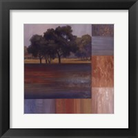 Framed Rhythms Of Landscape II