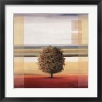 Apple Tree I Framed Print