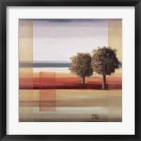 Framed Apple Tree II