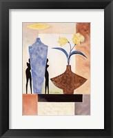 Framed Strange Vases II