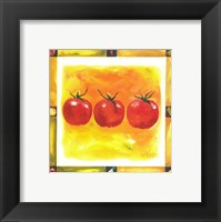 Framed Tomatoes Mosaic