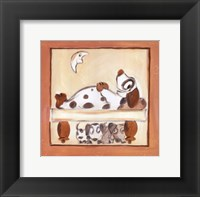 Puppy Love IV Framed Print