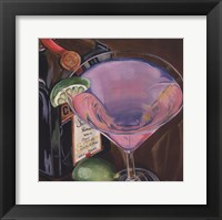 Framed Martini - Cosmo