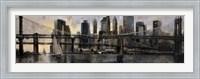 Framed Down at East River