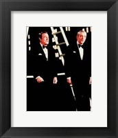Framed Fred Astaire and Gene Kelly