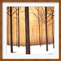 Framed Winter Warmth