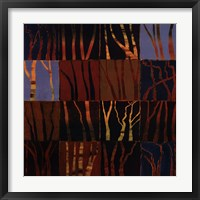 Framed Red Trees I