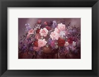 Framed Floral Masterpiece