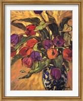 Framed Tulips II