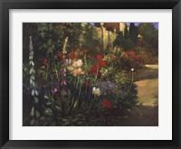 Framed Walled Garden