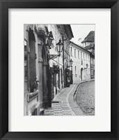 Beautiful Prague, Czech Republic Framed Print