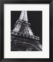 Framed Under the Eiffel Tower