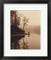 Framed Quiet Seclusion II